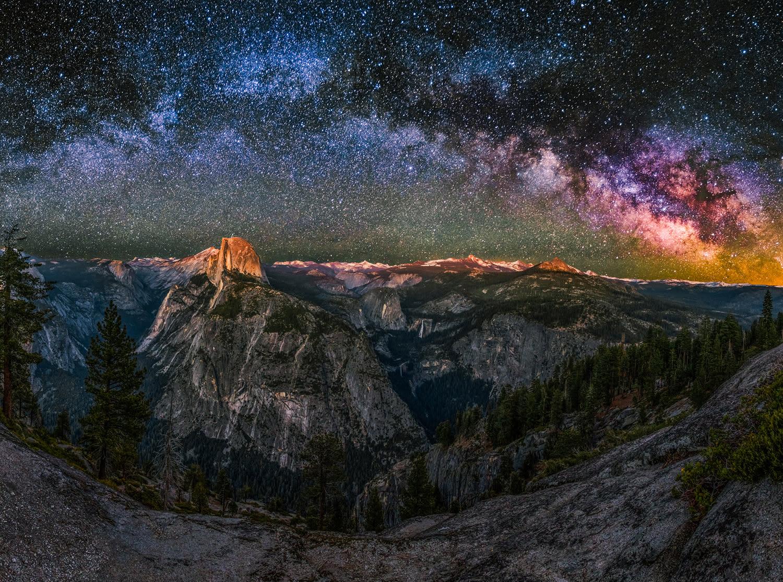 <p>Yosemite, California. (Photo: Abe Blair/Caters News) </p>
