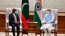 Maldives FM Abdulla Shahid meets PM Modi, lauds India's continuous support, assistance