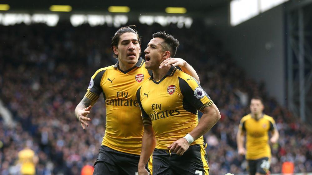 """""""Alexis está 100% centrado y enfocado en Arsenal"""""""
