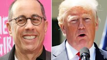 Obama Photographer Baits Trump With Jerry Seinfeld Throwback Snap