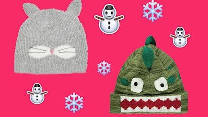 Best Winter Hats With Animal Faces On For Kids