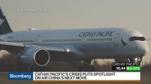 Cathay Pacific's Crisis Puts Spotlight on Shareholder Air China