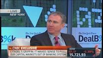 Citadel's Griffin: We've made banks more difficult to ma...