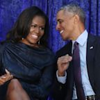 """Michelle Obama Tells Her Daughters She'll Never Be Too Far From Them: """"I'll Find You!"""""""