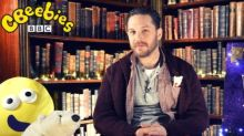 Tom Hardy reading a Bedtime Story made Mother's Day