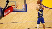 Stephen Curry se engrandece con su segundo título de líder encestador de la NBA