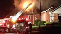 Person County church damaged by fire