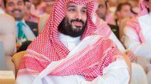 Trump says Saudi prince 'running things,' could be behind Khashoggi death -WSJ