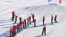 French ski instructors open first school in China ahead of 2022 Winter Olympics