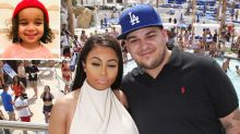 Rob Kardashian's Request to Strip Blac Chyna of Primary Custody of Dream Gets Denied