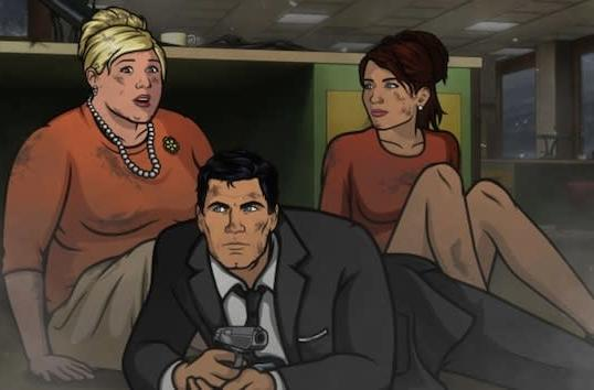 Must See HDTV for the week of January 13th: Archer, Sherlock and The Square