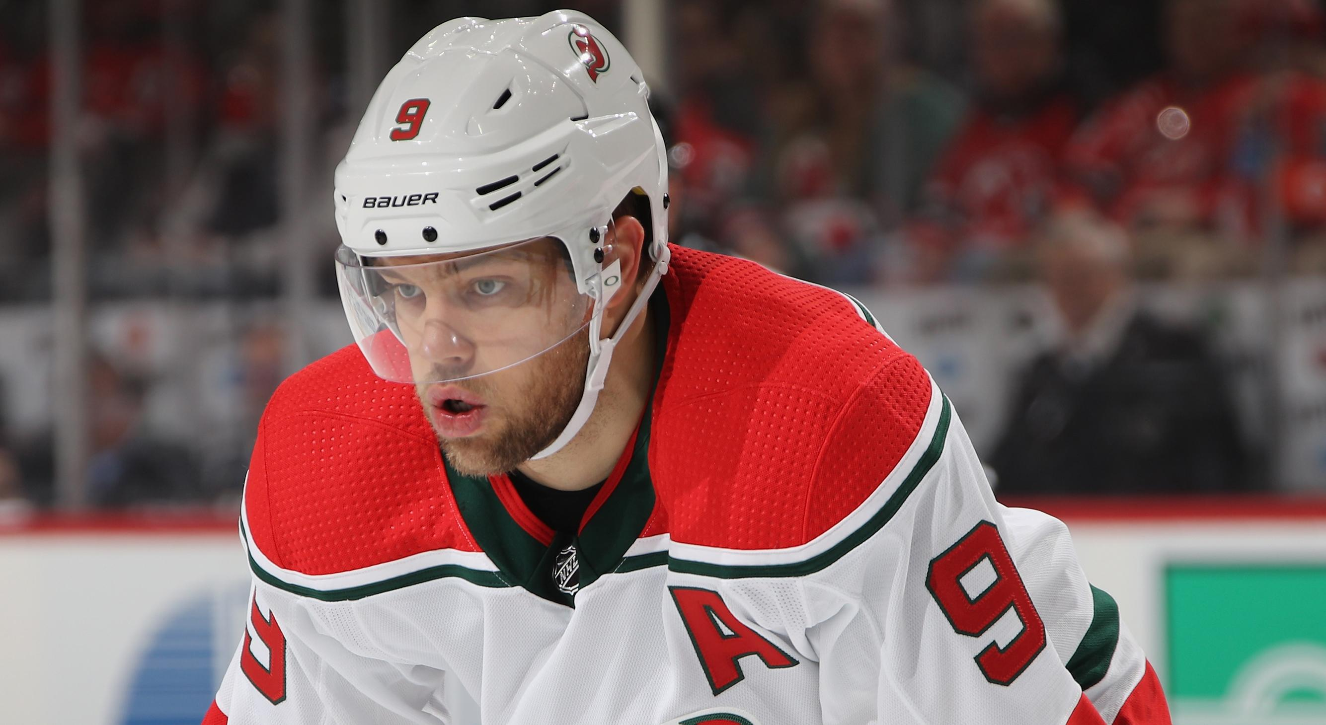 Devils Taylor Hall Thinks Nhl Would Benefit From A Shorter Season