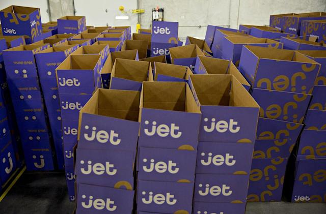 Wal-Mart is interested in acquiring discount retailer Jet.com