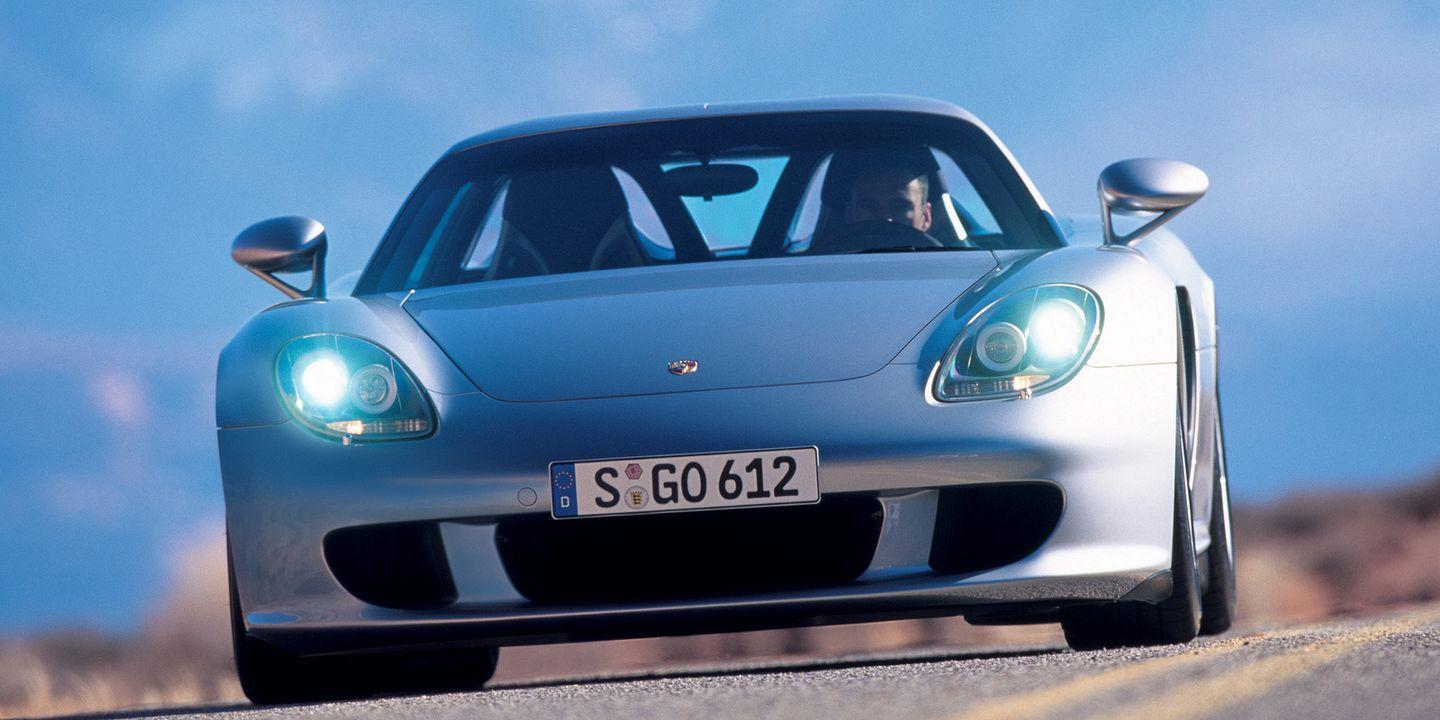 Eleven Street Cars With Engines Originally Designed For Racing