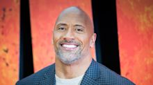 Dwayne 'The Rock' Johnson wins fatherhood by feeding his partner as she breastfeeds their daughter