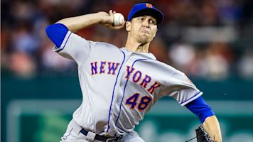 DeGrom looking to finish what he's started