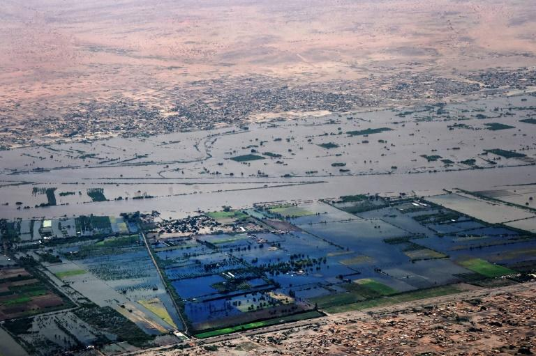 Sudan has recorded the highest water levels on the Blue Nile since records began and severe flooding has affected over 650,000 people