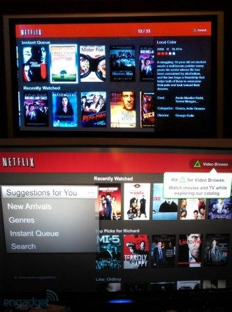 Netflix executive reveals the method behind its multiple PS3 UI madness