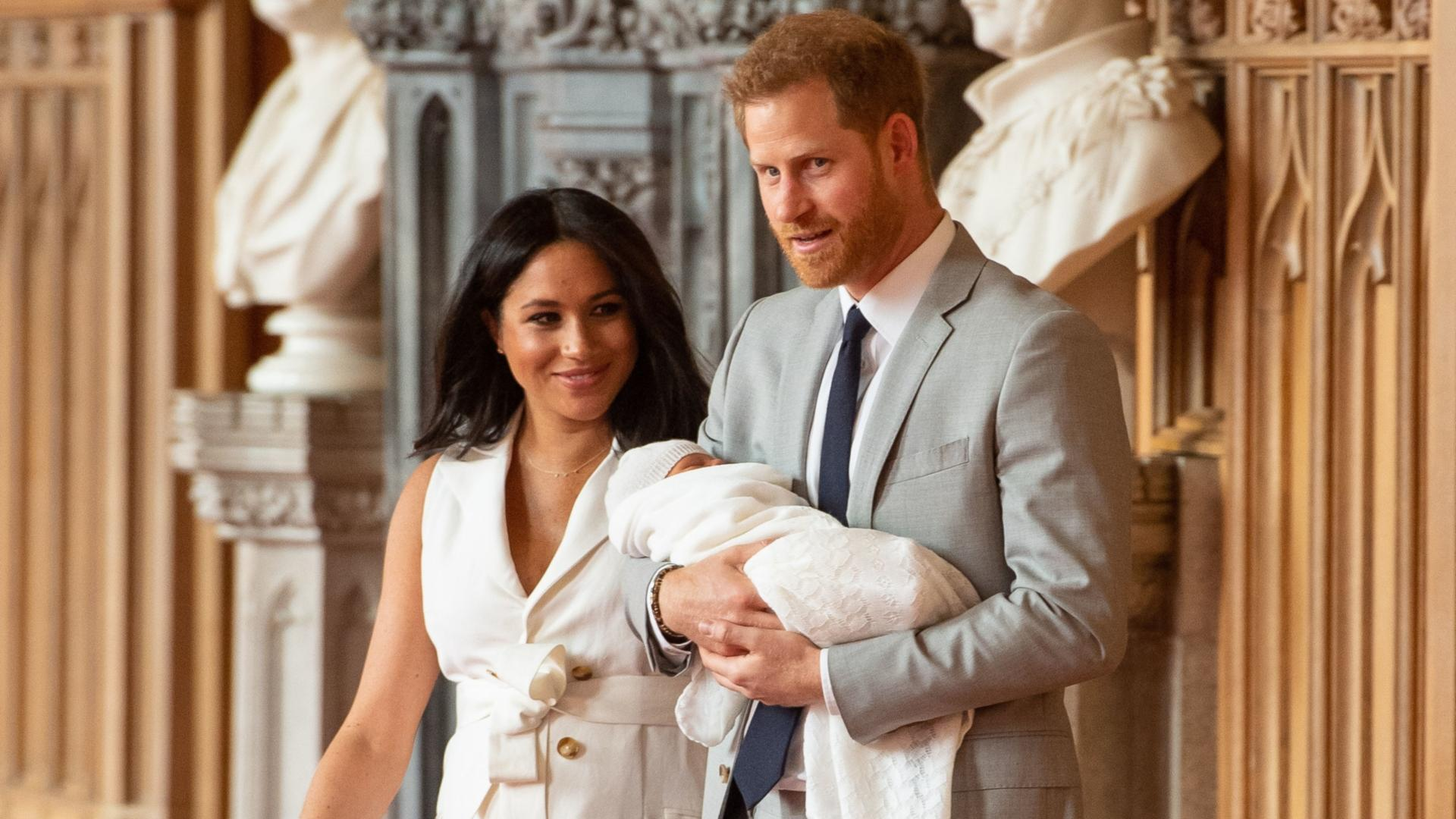 Meghan Markle Celebrates First Mother's Day with Sweetest Photo of Baby  Archie