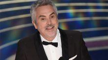 Alfonso Cuarón hace historia con tres Oscar para Roma; a mejor película extranjera, fotografía y director