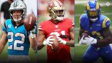 Fantasy Injury Updates: Christian McCaffrey, Raheem Mostert, Cam Akers, more RBs impact Week 3 waiver wire