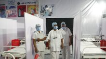 India's coronavirus cases rise by a daily record of 55,078