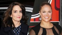 Tina Fey and Ronda Rousey to Star in 'Do Nothing Bitches'