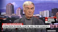 Sam Donaldson Shows How Quickly Senate GOP Could Turn On Trump If He's Impeached