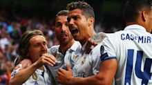 Cristiano Ronaldo and Real Madrid smash Atletico 3-0 in Champions League semifinal first leg