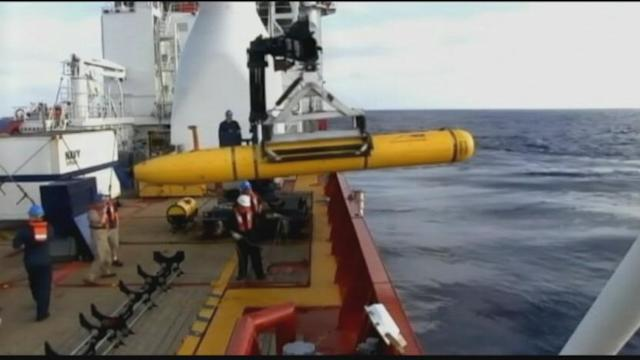 Object of Interest Found in the Search for Flight 370