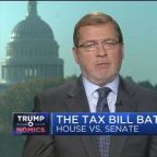 House and Senate tax bills 'mesh very easily': Grover Nor...