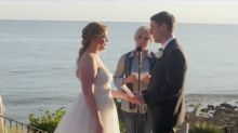 Amy Schumer Shares Sweet Wedding Video of Her Exchanging Vows With Chris Fischer