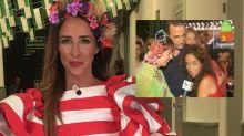 La inolvidable borrachera de María Patiño en la Feria de Abril