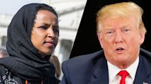 Trump on Omar: 'She's got a way about her that is very, very bad'