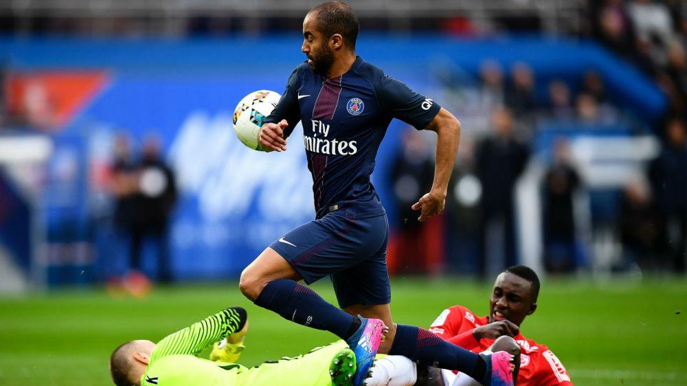 "PSG, Lucas : ""Envie de gagner toujours plus"""