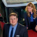 Peter Kay scene resurfaces after BBC weather presenter Carol Kirkwood's 'doggers' blunder on live TV