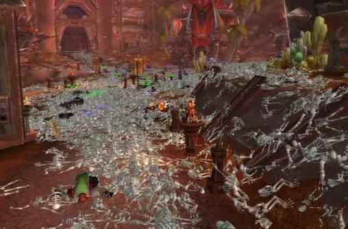 Exploit Hotfixed: Azeroth's cities safe once more