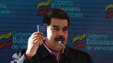 """Maduro afirma que EE.UU. dirige """"directamente"""" un golpe de Estado """"en marcha"""" en Venezuela"""
