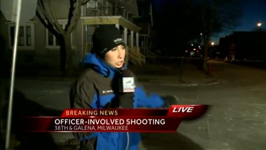 Milwaukee police officer involved in early morning shooting