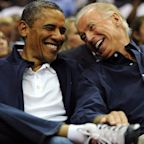 The Obama-Biden Bromance Is Still Alive and Well, and We've Never Missed It More