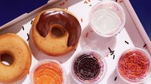 Dunkin' Is Selling DIY Halloween Donut Kits That Are No Tricks, Just Treats