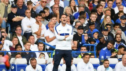 Lampard says Chelsea's misfiring strikers will come good