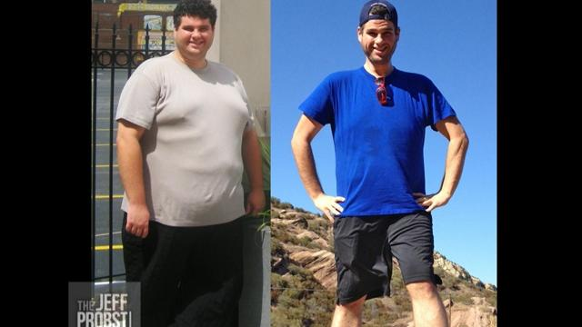 A Staffer's 165-Pound Weight Loss