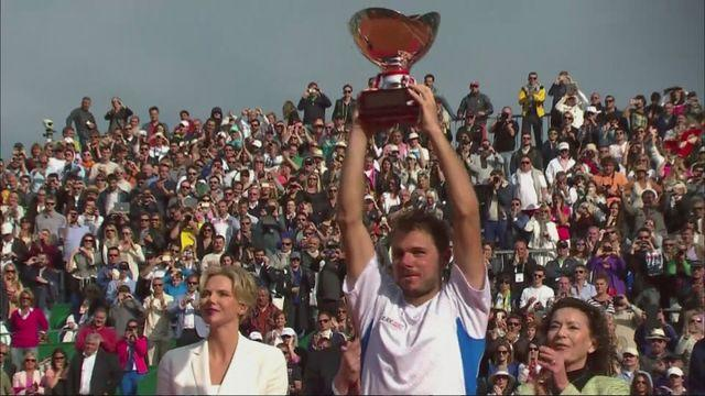 Wawrinka beats Federer to win the Monte Carlo Masters