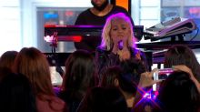 Bebe Rexha gives a special performance of 'I Got You'