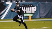 Why can't fourth-quarter Carson Wentz play that way for an entire Eagles game?