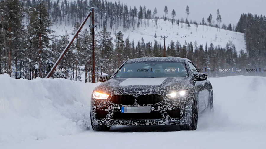 BMW M8 Gran Coupe confirmed for November debut in L.A.