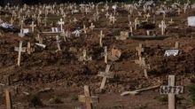 'São muitos os números que nos dão esperança', diz Secom no dia que Brasil chega a 100 mil mortes pela Covid-19