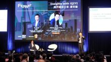 iQIYI Founder and CEO Gong Yu Speaks at FILMART: Innovation is Embedded in All Aspects of iQIYI's Ecosystem