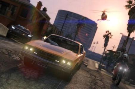 PSA: GTA Online live today